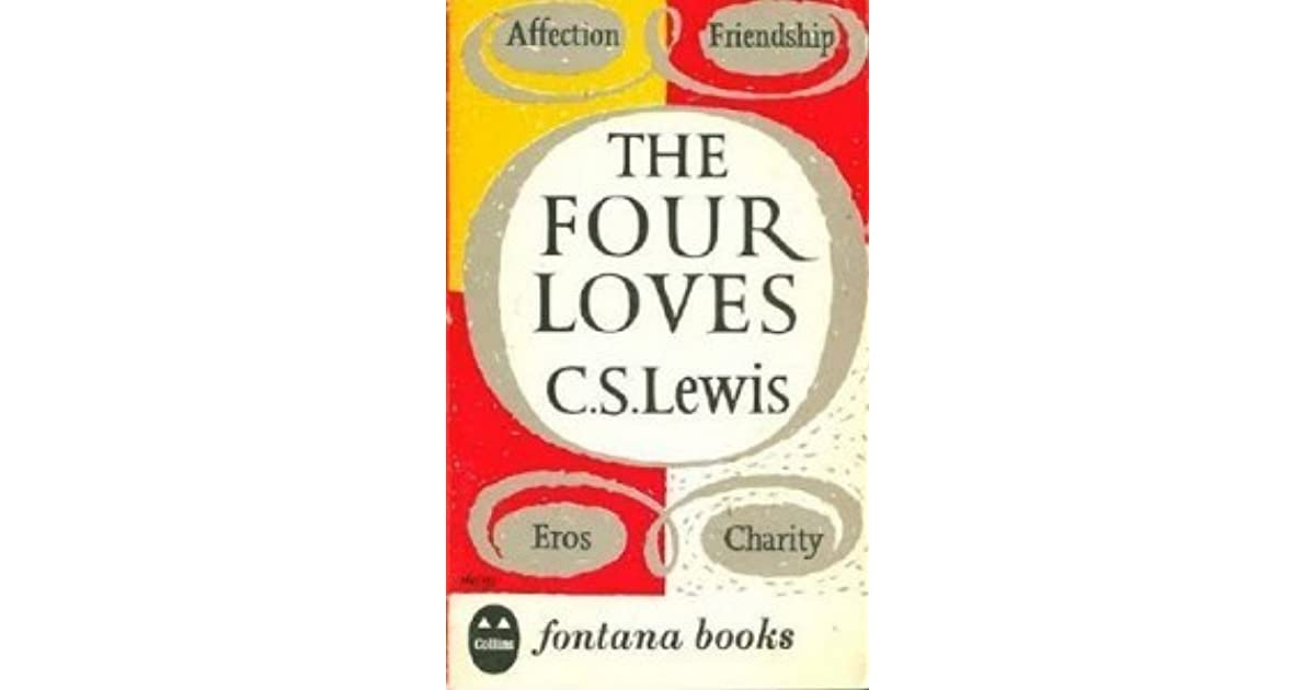 C s lewis four loves