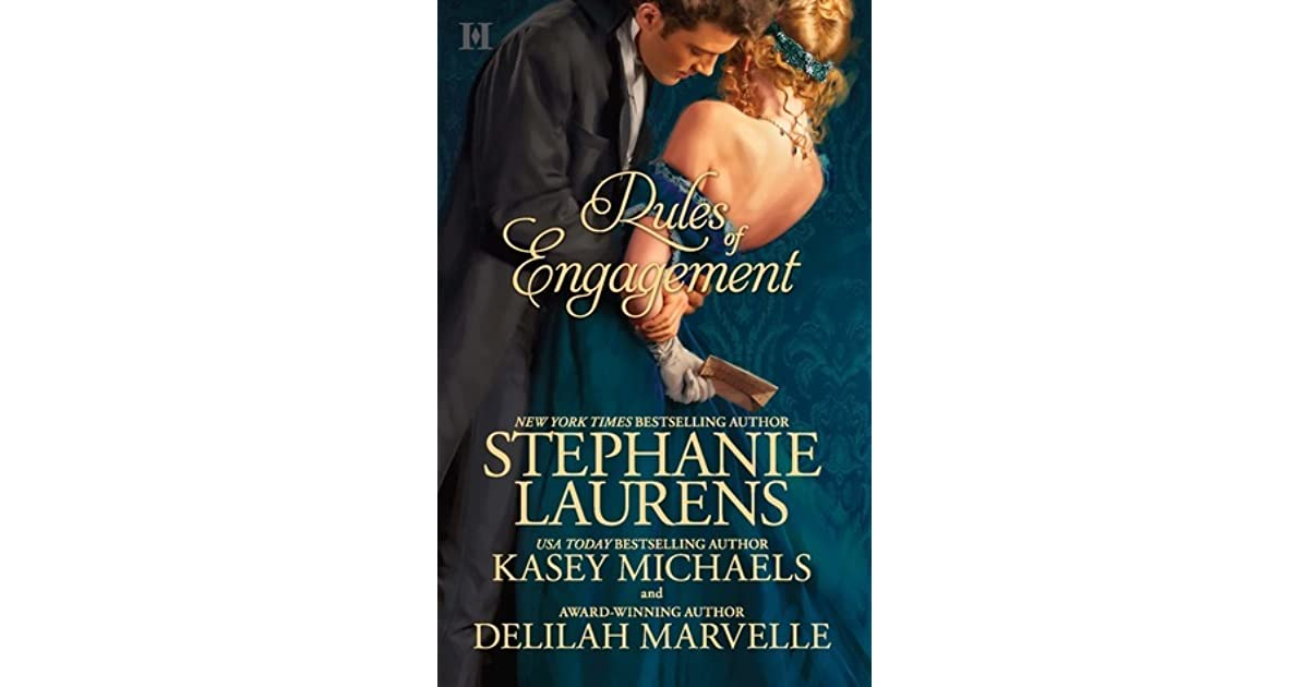 Rules Of Engagement By Stephanie Laurens border=