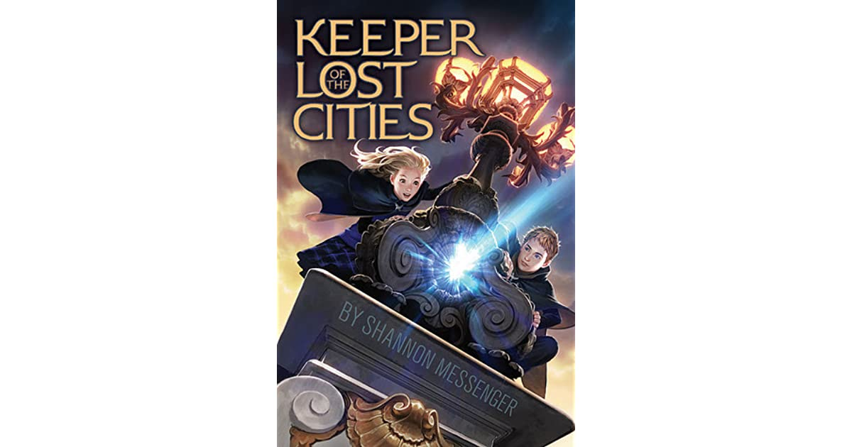 TheBookSmugglers (Brooklyn, NY)'s review of Keeper of the