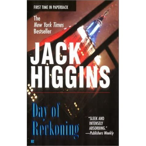 Day of reckoning sean dillon 8 by jack higgins fandeluxe Epub
