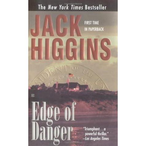 Edge of danger sean dillon 9 by jack higgins fandeluxe Epub