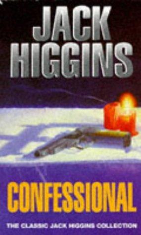 Confessional by Jack Higgins