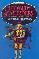 A Comedy of Murders (Leonardo da Vinci and Niccolo da Pavia, #1)