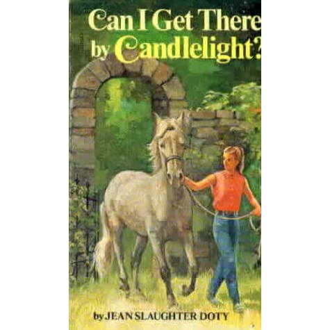 Can I Get There by Candlelight? by Jean Slaughter Doty