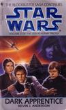 Dark Apprentice (Star Wars: The Jedi Academy Trilogy, #2)