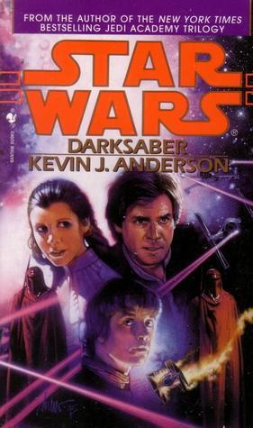 Darksaber (Star Wars: The Callista Trilogy, #2)