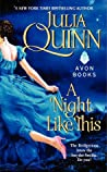 A Night Like This (Smythe-Smith Quartet, #2)