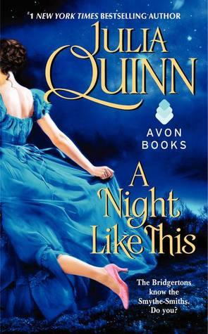 A Night Like This (Smythe-Smith Quartet, #2)