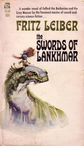 The Swords of Lankhmar by Fritz Leiber