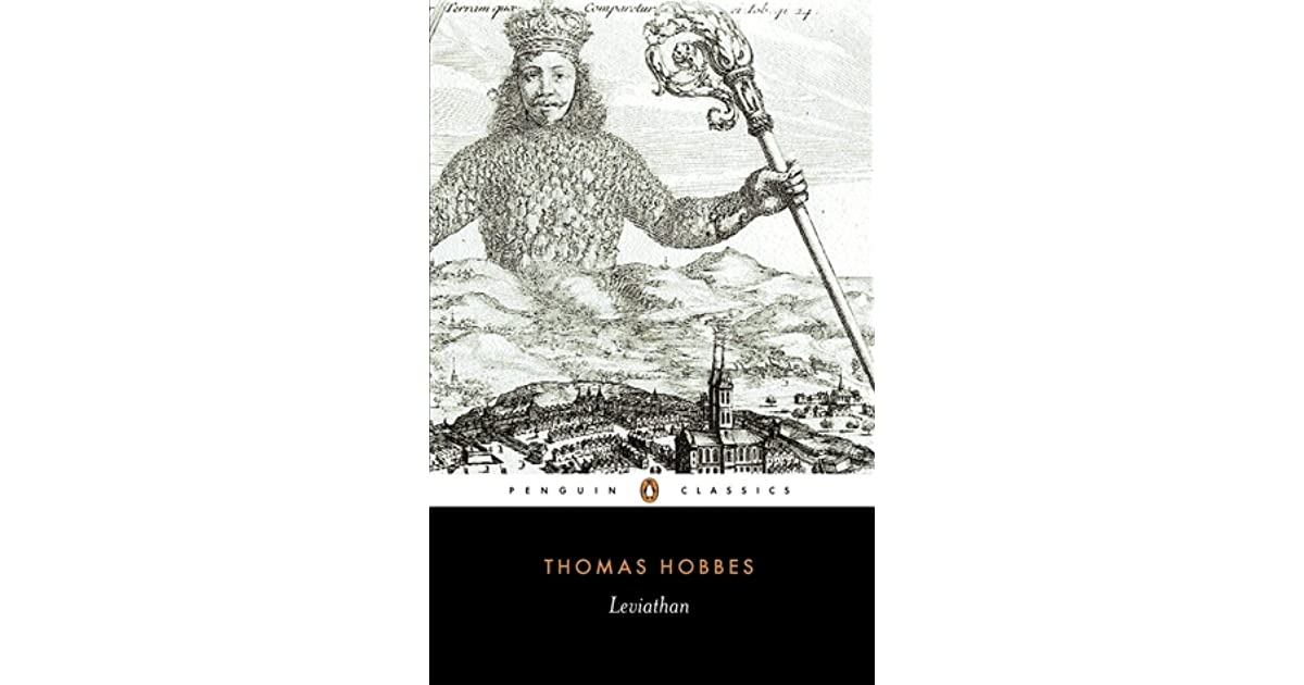 an analysis of the leviathan a book by thomas hobbes Leviathan analysis literary devices in leviathan—reference to both the bible and a book written by thomas hobbes (throughout the book)cyklop stormwalker (24.