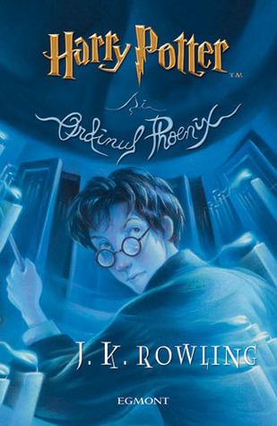 Harry Potter şi Ordinul Phoenix by J.K. Rowling