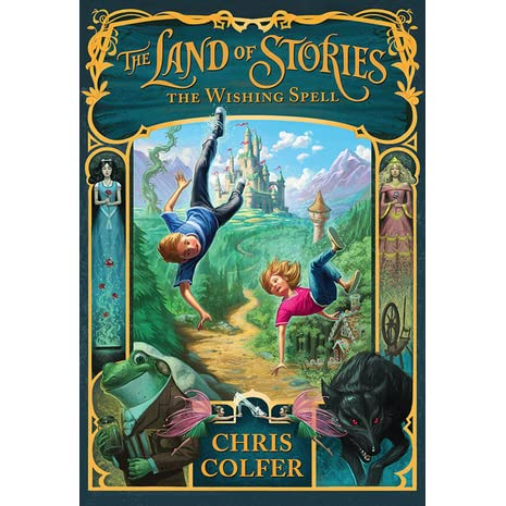 The wishing spell the land of stories 1 by chris colfer fandeluxe Epub