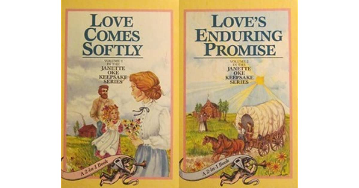 Love Comes Softly Book