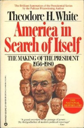 The making of the president 1960 book summary