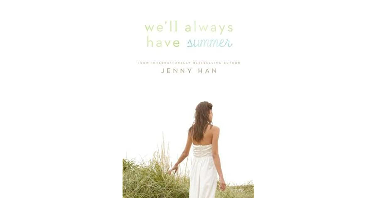 Well always have summer summer 3 by jenny han fandeluxe Image collections
