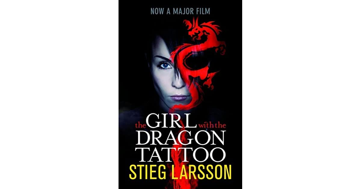 The girl with the dragon tattoo millennium 1 by stieg for Dragon tattoo book