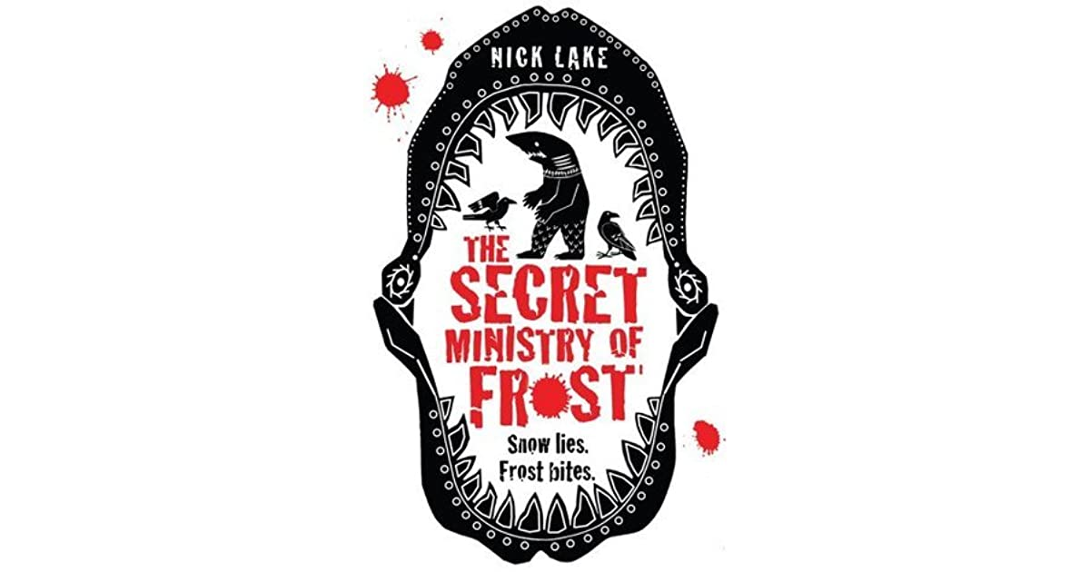The secret ministry of frost by nick lake fandeluxe Ebook collections