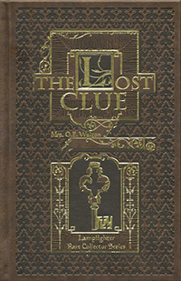 Download The Lost Clue By Mrs Of Walton