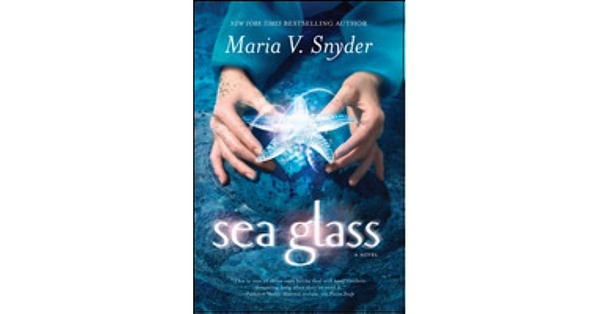 Sea Glass (Glass, #2) by Maria V  Snyder