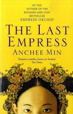 Download The Last Empress Empress Orchid 2 By Anchee Min