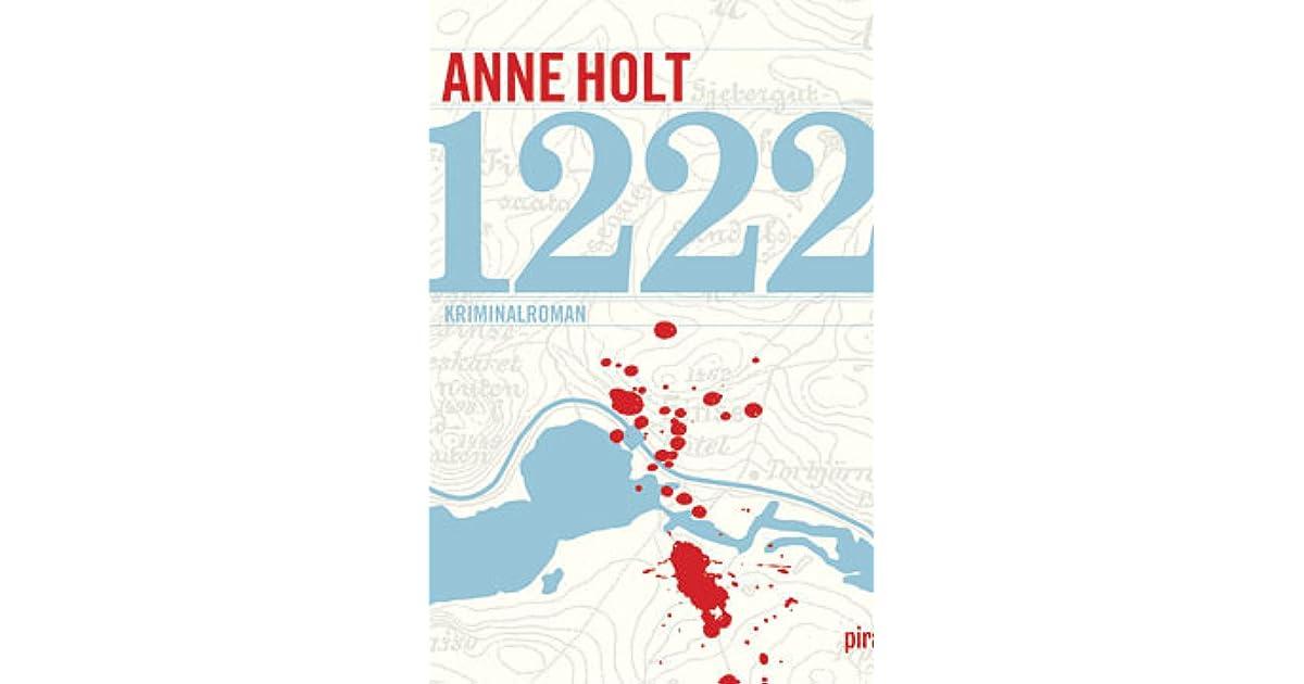 1222 (Hanne Wilhelmsen, #8) by Anne Holt