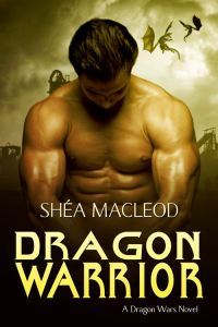 Dragon Warrior (Dragon Wars #1)
