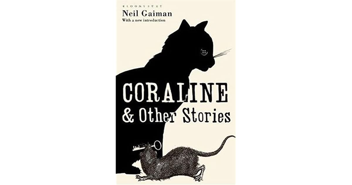 Coraline and other stories by neil gaiman fandeluxe Choice Image