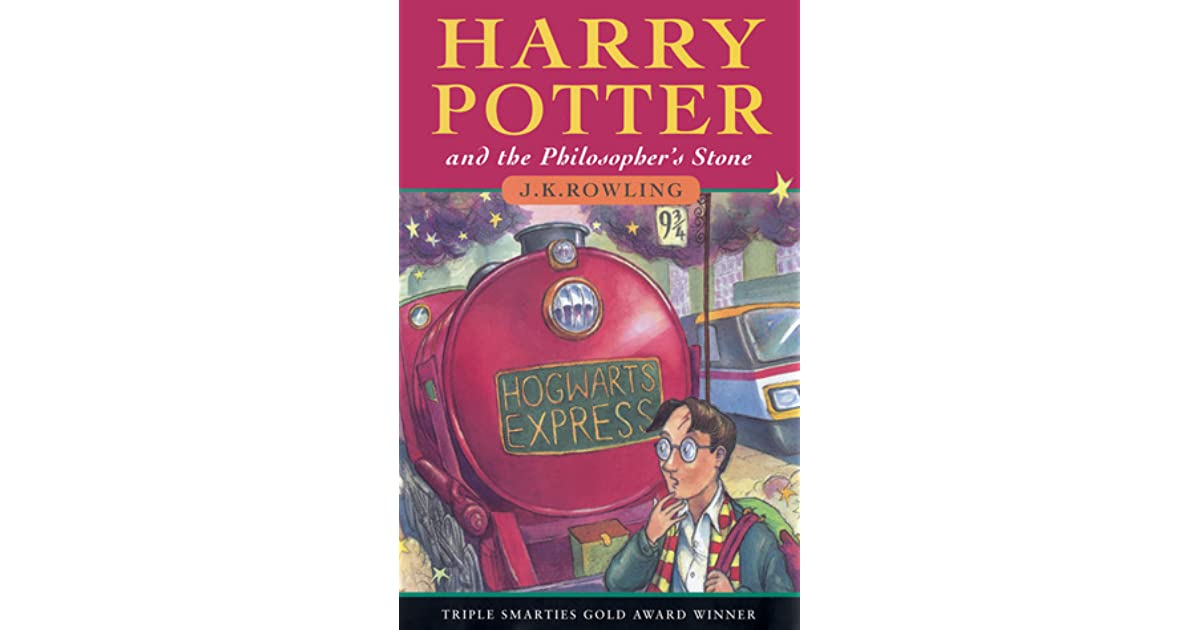 Harry Potter Book Goodreads : Asra ghouse s review of harry potter and the philosopher