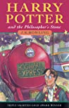 Harry Potter and the Philosopher's Stone (Harry Potter, #1) cover