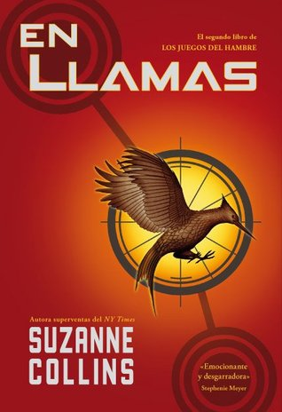 En llamas by Suzanne Collins