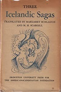 Three Icelandic Sagas