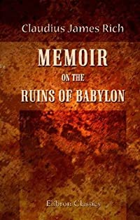 Memoir on the Ruins of Babylon