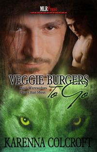 Veggie Burgers to Go  by  Karenna Colcroft