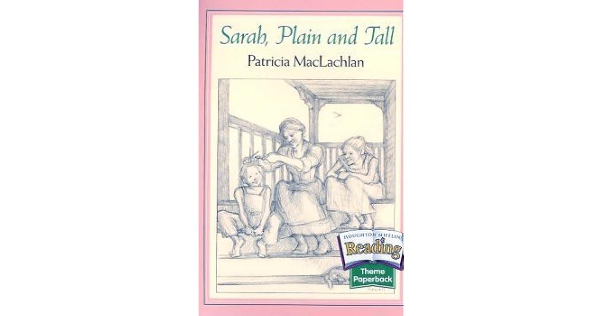 Sarah Plain And Tall Ebook