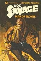 The Man of Bronze (Doc Savage, #1)