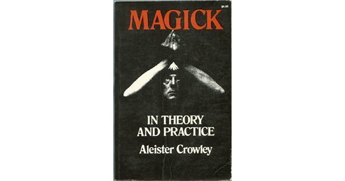 Magick in theory and practice by aleister crowley fandeluxe Document