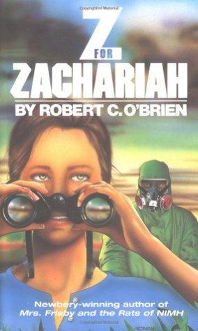 z for zachariah book pdf