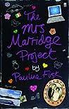 The Mrs Marridge Project