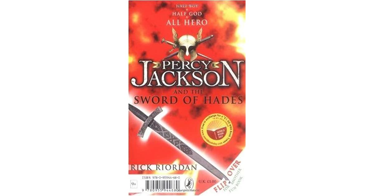 Percy Jackson and the Sword of Hades by Rick Riordan