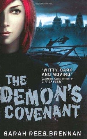 The Demons Covenant (Demons Lexicon)