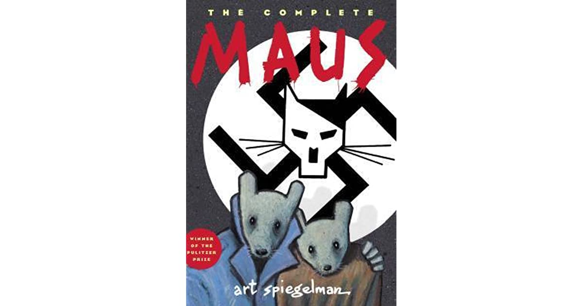 maus by art spiegelman Spiegelman once remarked, in making maus, i found myself drawing every panel, every figure, over and over - obsessively - so as to pare it down to an essence, as if each panel was an attempt to invent a new word, rough-hewn but stream-lined.