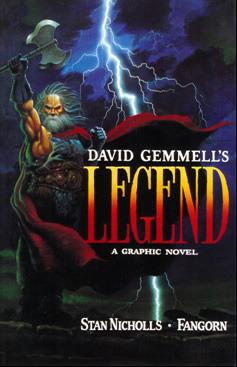 David Gemmell's Legend: A Graphic Novel