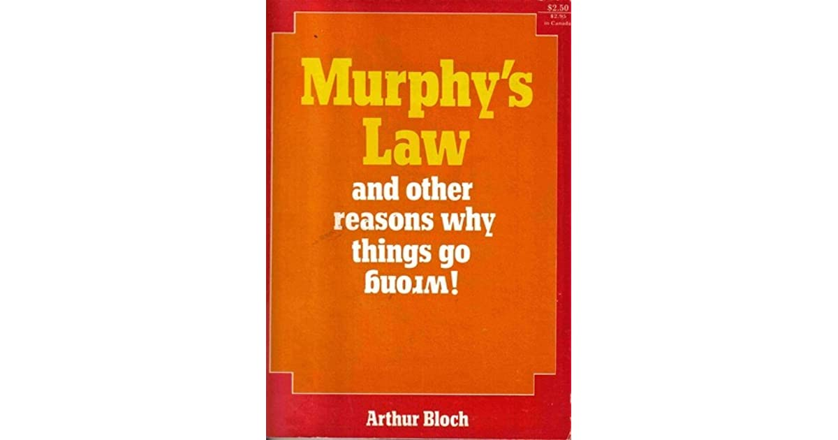 Image result for Murphy's Law Complete book