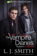 Nightfall (The Vampire Diaries: The Return, #1) by L J  Smith