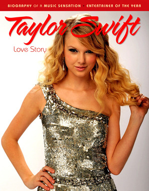Taylor Swift Love Story By Triumph Books