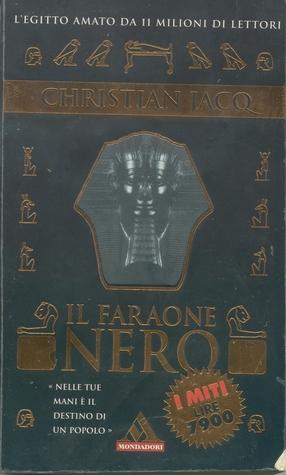 Il Faraone Nero By Christian Jacq