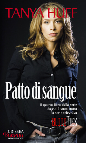 Patto di sangue by Tanya Huff
