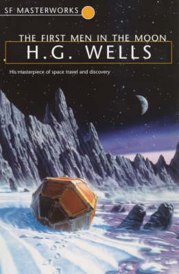 Ebook The First Men In The Moon By Hg Wells