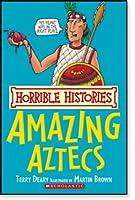 Amazing Aztecs (Horrible Histories)