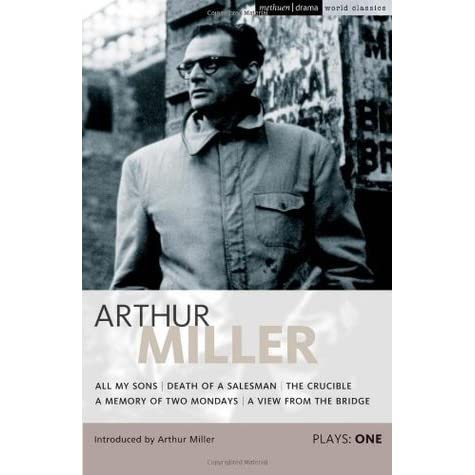 an insight to arthur millers play the crucibles In this lesson, we will talk about the life of one of america's greatest playwrights, arthur miller we will take a close look at his role in the american political scene of the 1950s and give insight into some of his most influential works.